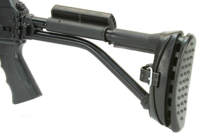 Vepr 12 Recoil Stock Absorber w/strap photo