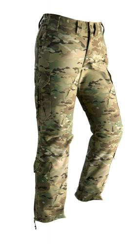 WT Tactical Soft Shell Pants - photo