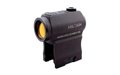 Holosun HS403GL Compact Red Dot/Side Battery photo