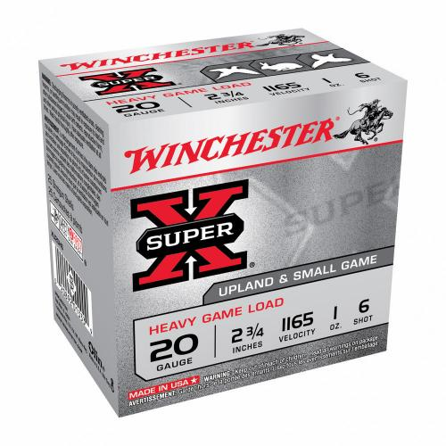 Winchester Ammunition Super-X HGL 20 Gauge photo