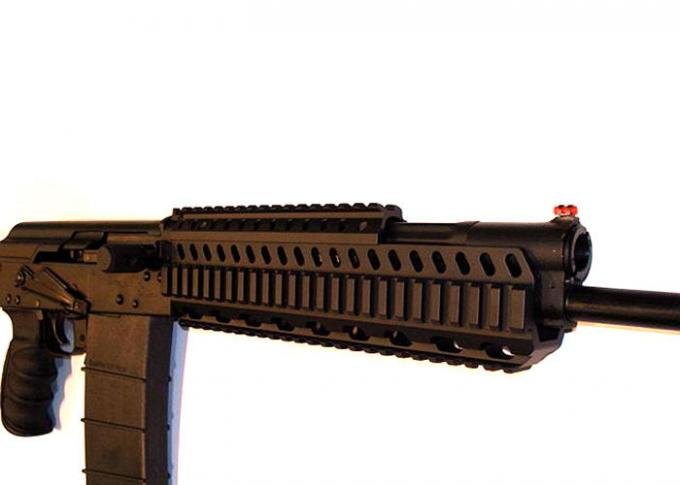 CSS Saiga 410 Shotgun Tactical Billet photo