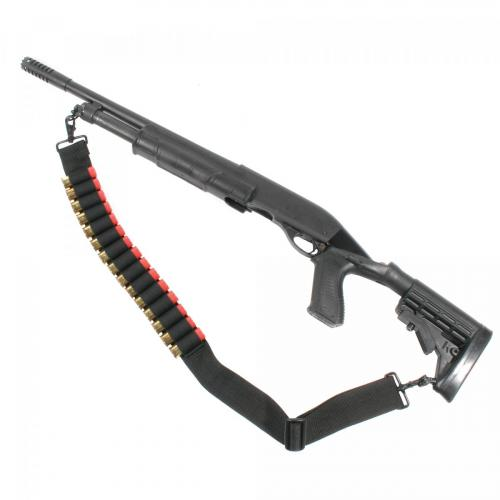 Blackhawk Two-Point Shotgun Sling with 15Rd photo