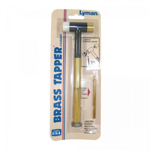 Lyman Brass Tapper Hammer photo