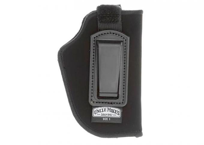 Uncle Mike's/Inside Pant Holster/Size 15 RH/Black photo