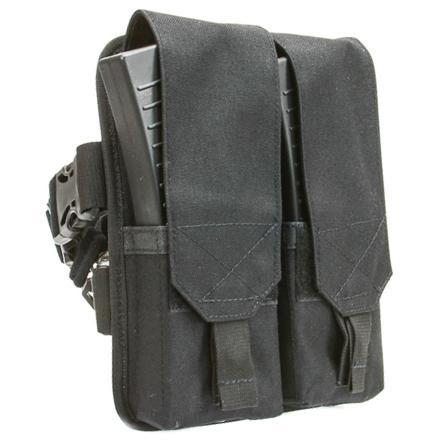 Vepr/Saiga-12 Double Magazine Drop Leg Pouch photo