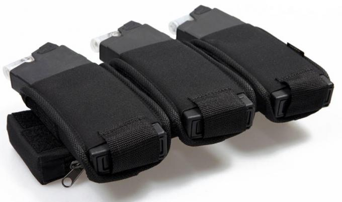 Stich-Profi Vepr/Saiga-12 3x Rotating Mag Pouch photo
