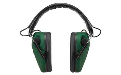 Caldwell E-Max LP Earmuffs Black/Green NRR photo