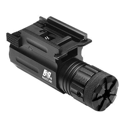 NcSTAR Compact Pistol/Rifle Green Laser Sight photo