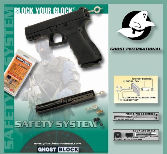 Glock Locking System photo