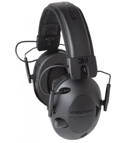 3M/Peltor Tactical 100 Electronic Earmuffs NRR photo
