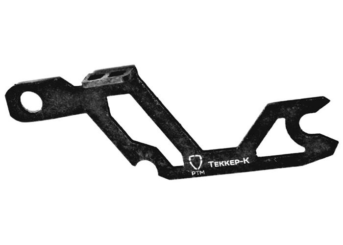 PTM Tekker-K AK Trigger Pin Retaining Plate 4Shooters