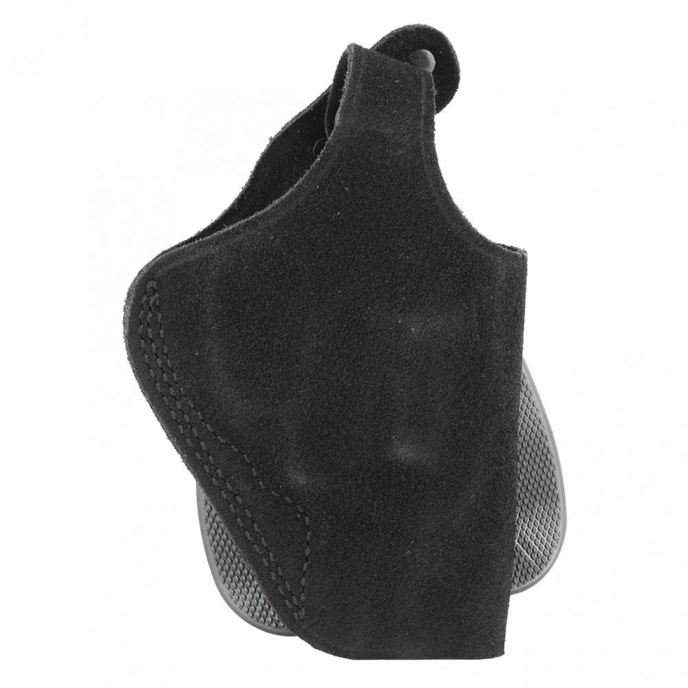 Black Leather PDL160B Fits S/&W J Frame Galco Paddle Lite Holster Right Hand