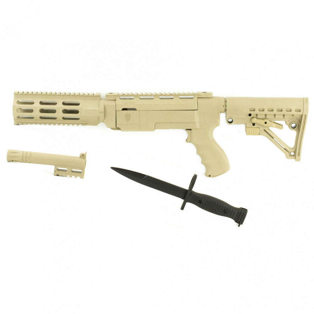 ProMag Archangel 556 Stock Rug 10/22 Tan 4Shooters
