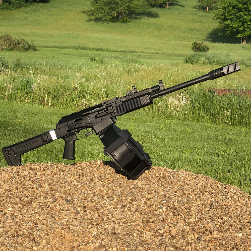 Magpul Zhukov Vepr Rifle/Vepr-12 Stock Adapter 4Shooters