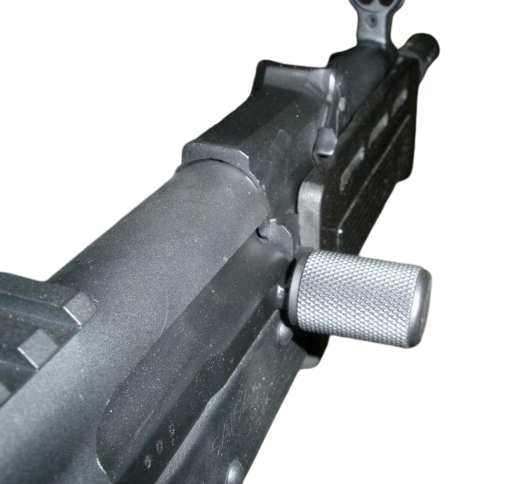 Tromix Ak Bolt On Oversize Charging Handle Knurled 4shooters