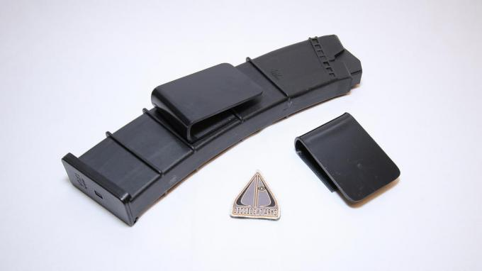 Dissident Arms Kydex belt clip photo