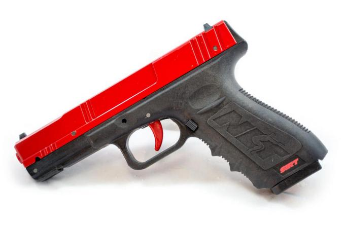 SIRT 110 Performer Pistol w, Infrared photo