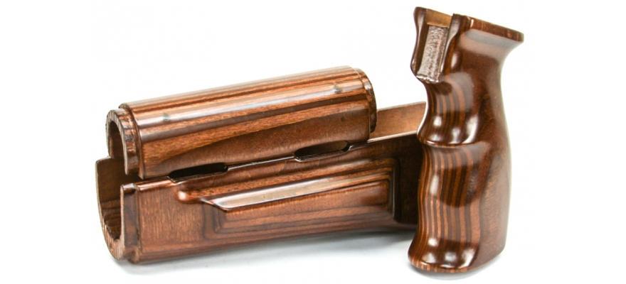 Vepr 12 Wood Set Russian 4range