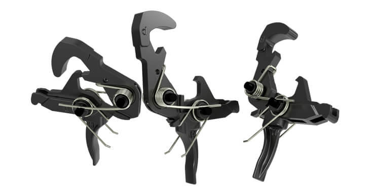 Hiperfire Enhanced Designated Marksman AR15, AR10 Trigger Assembly 4Range